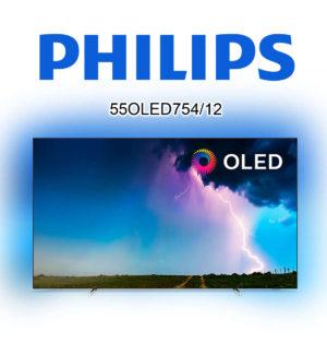 Philips 55OLED754/12 OLED 4K Fernseher im Test