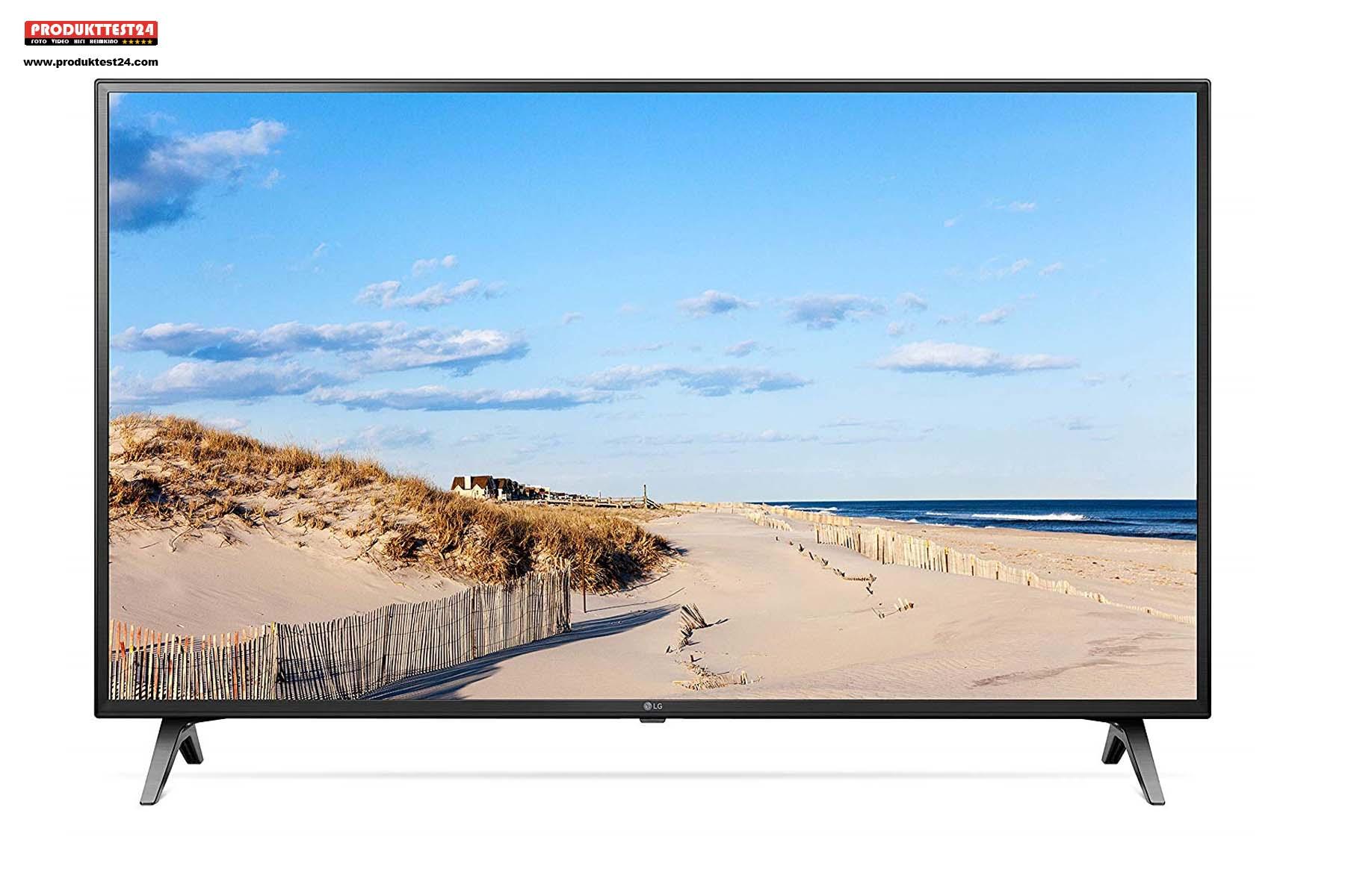 Der LG 75UM7000PLA Großbildfernseher