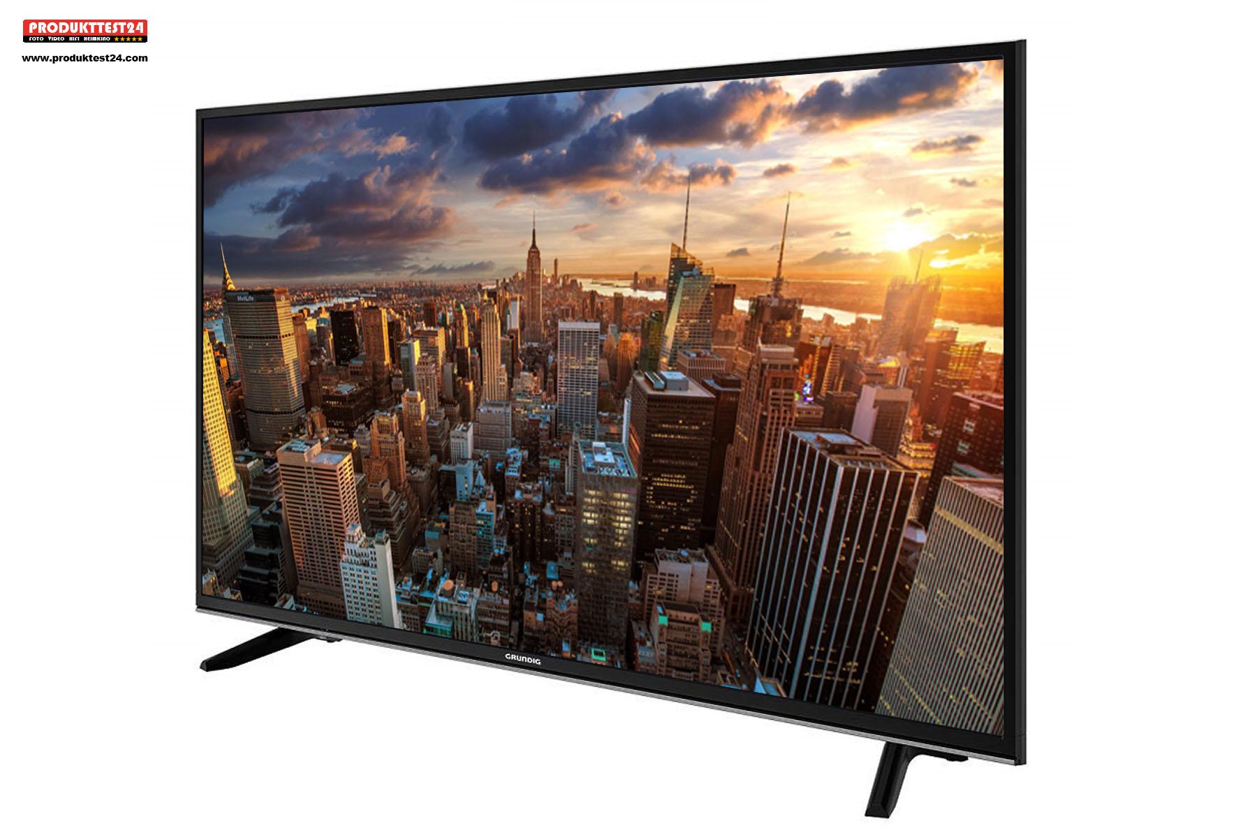 65 Zoll Bilddiagonale, Amazon Fire TV mit Alexa Sprachsteuerung und Triple Tuner