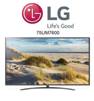 LG 75UM7600PLB im Test