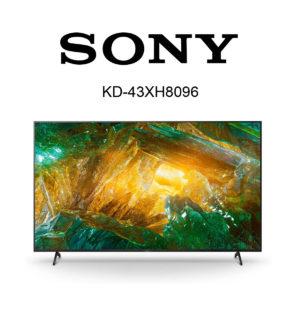 Sony KD-43XH8096 im Test