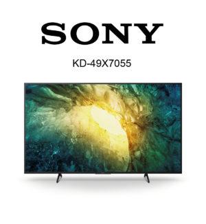 Sony KD-49X7055 im Test