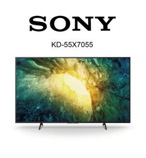 Sony KD-55X7055 im Test