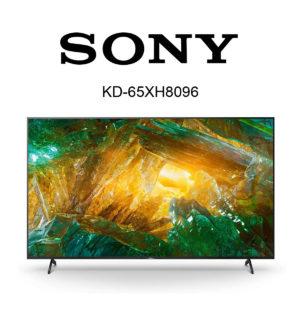 Sony KD-65XH8096 im Test