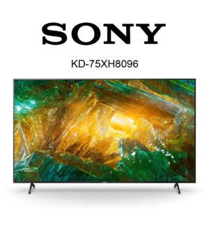 Sony KD-75XH8096 im Test