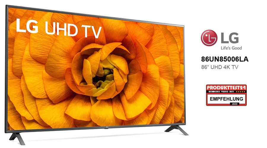 LG 86UN8500 Ultra HD 4K-Fernseher