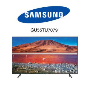 Samsung GU55TU7079 UHD 4K-Fernseher im Test