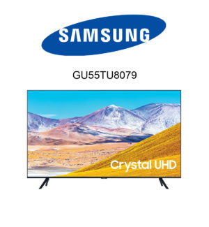 Samsung GU55TU8079 UHD 4K-Fernseher im Test
