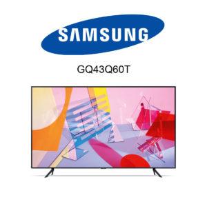 Samsung GQ43Q60T QLED 4K-Fernseher im Einzeltest
