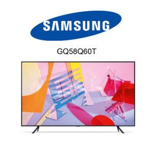 Samsung GQ58Q60T QLED 4K-Fernseher