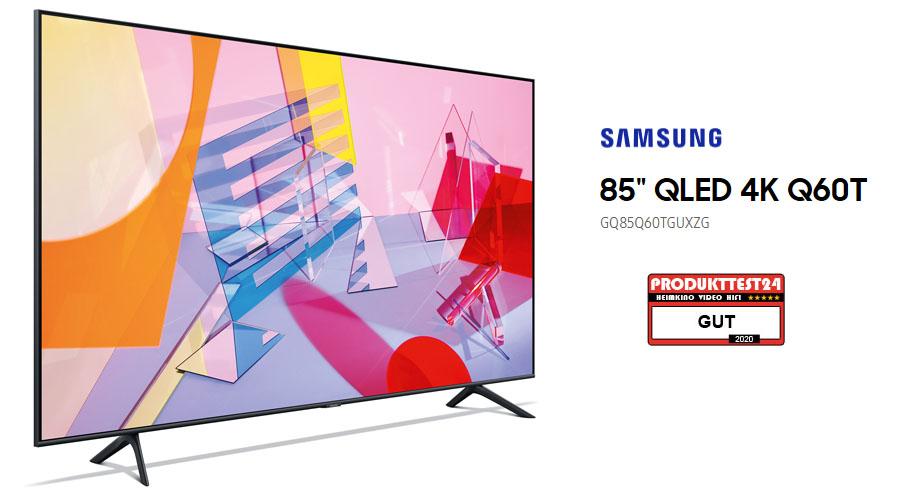 Samsung GQ85Q60T im Test