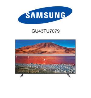 Samsung GU43TU7079 im Test
