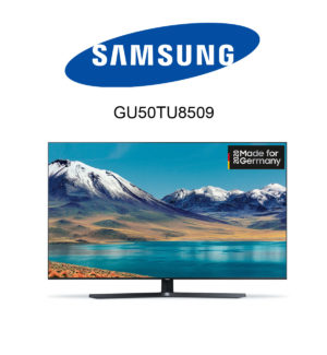Samsung GU50TU8509 im Test