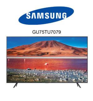 Samsung GU75TU7079 im Test