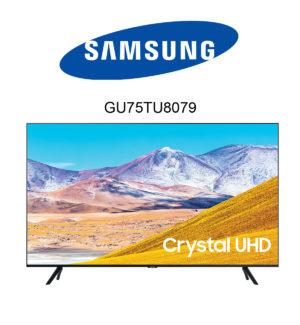 Samsung GU75TU8079 UHD 4K Fernseher im Test