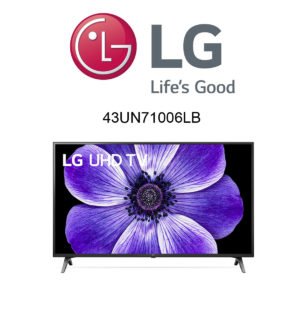 LG 43UN7100 im Test