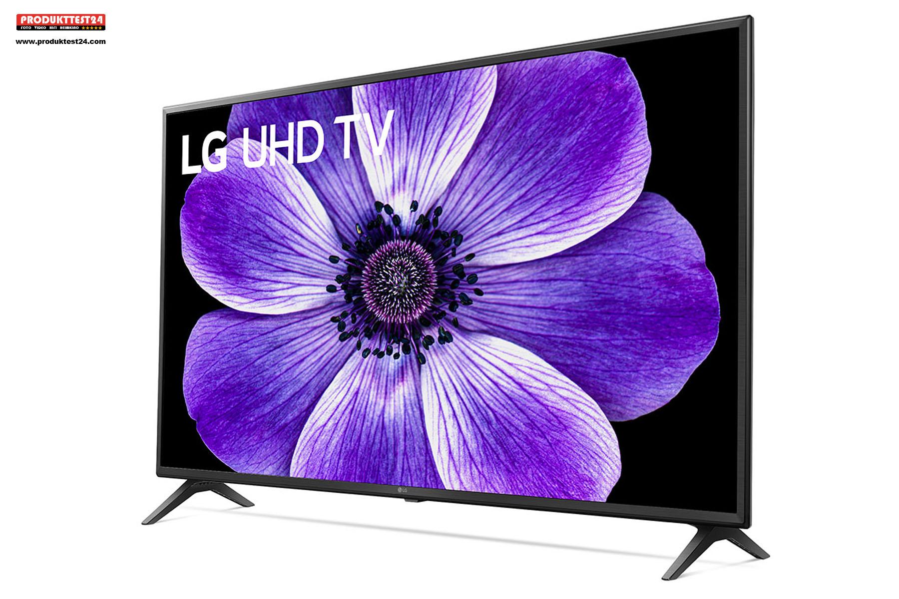 LG 65UN71006LB Ultra HD 4K-Fernseher mit Smart-TV