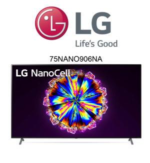 LG 75NANO906NA im Test