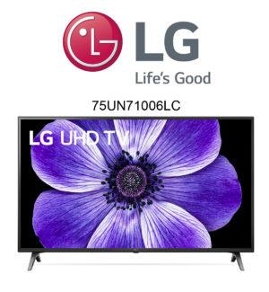 LG 75UN71006LC im Test
