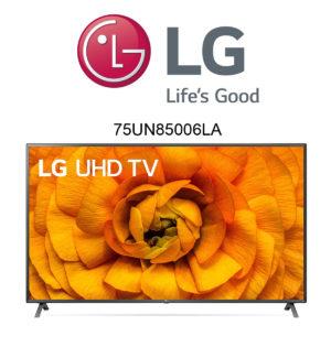 Der LG 75UN85006LA im Test