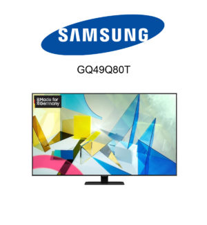 Samsung GQ49Q80T im Test