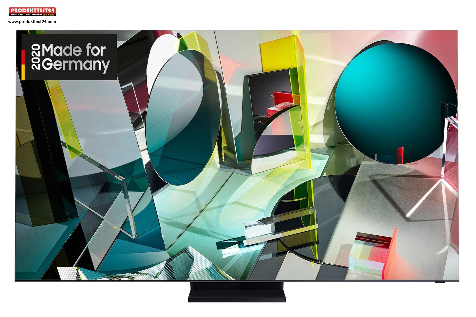 Der neue QLED 8K Fernseher - Samsung GQ65Q950T