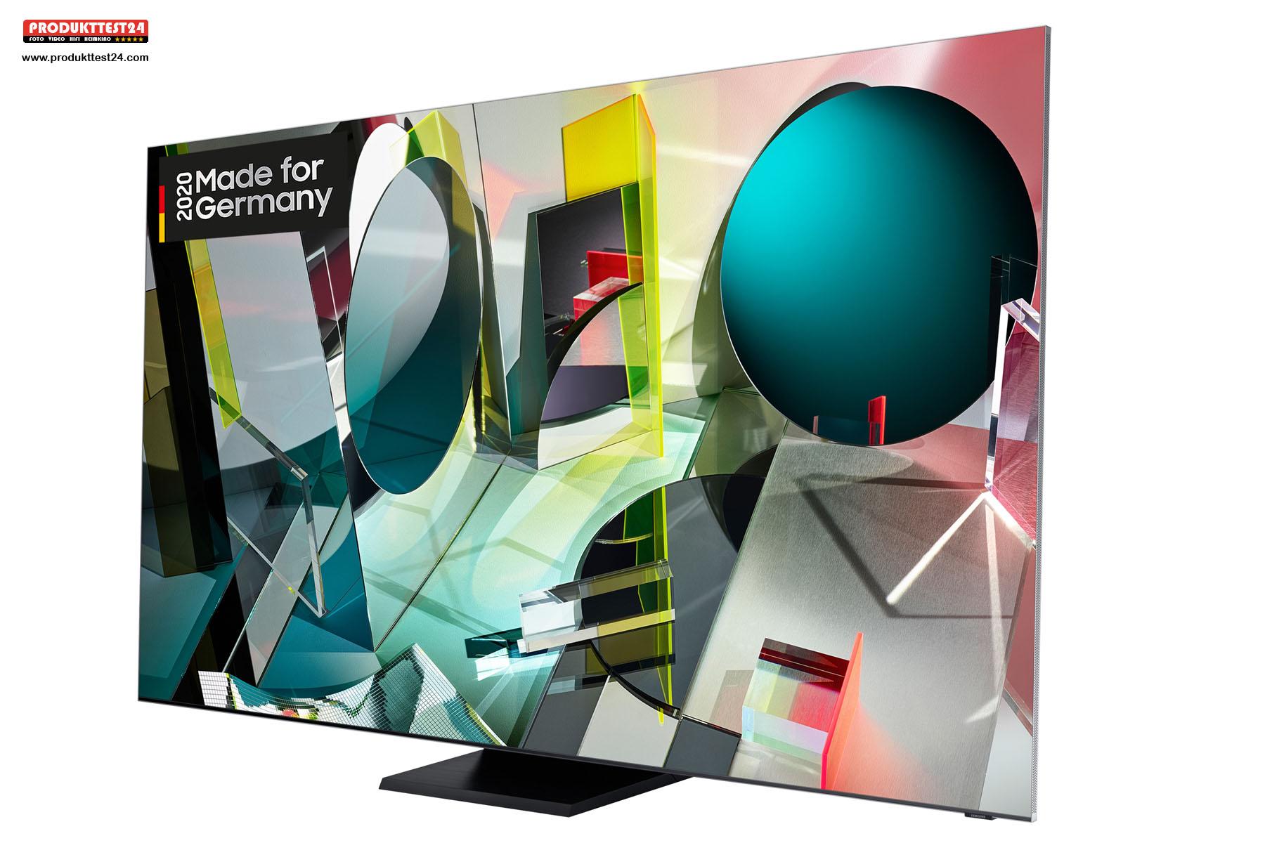 Samsung GQ75Q950T - Hohe Blickwinkelstabilität