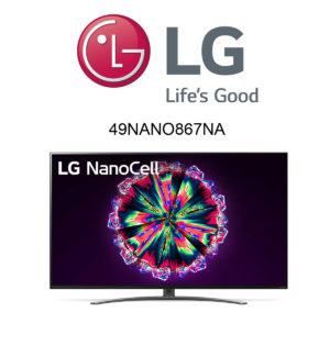 LG 49NANO867NA 4K-NanoCell Fernseher im Test