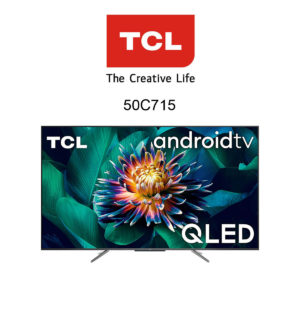 TCL 50C715 QLED 4K-Fernseher im Test