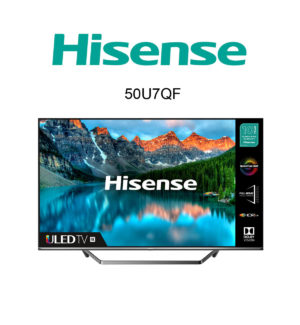 Hisense 50U7QF im Test