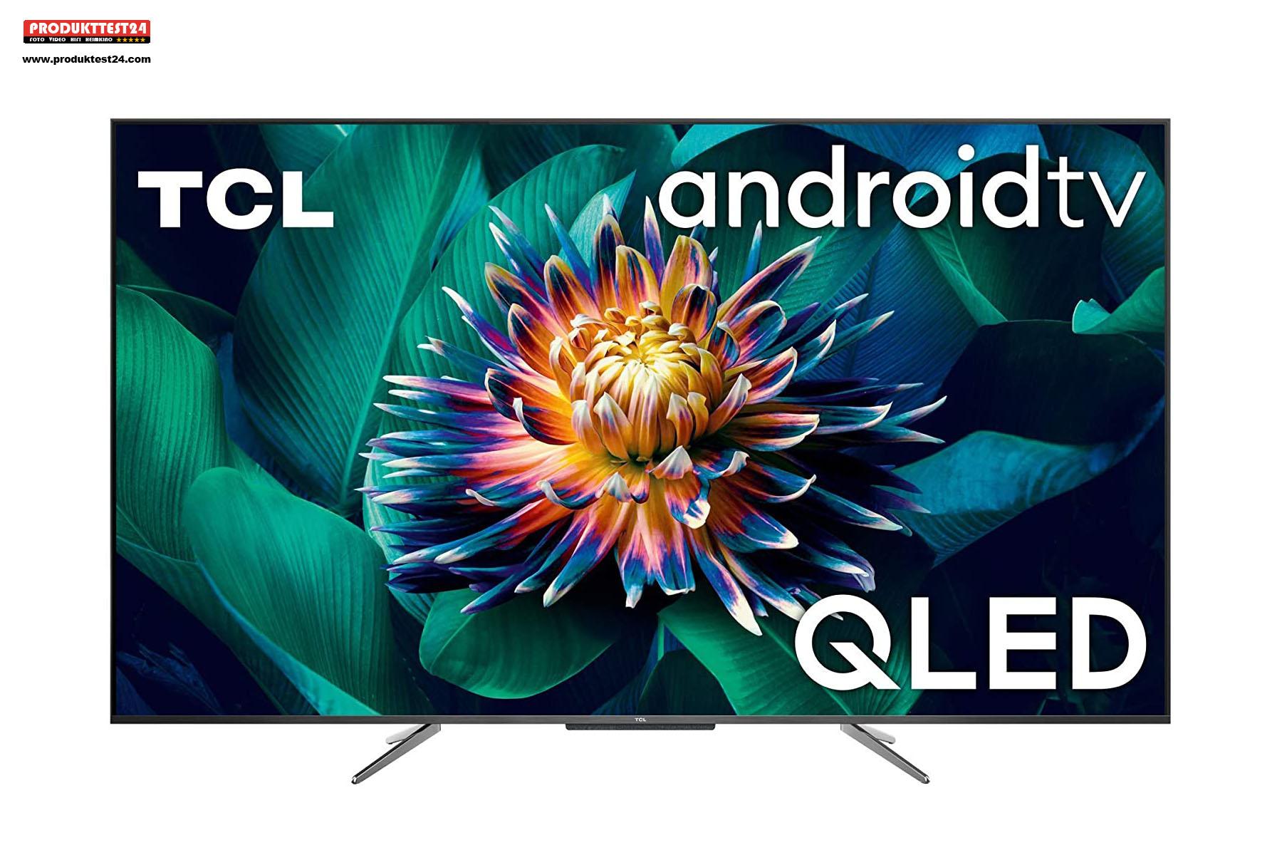 Der neue TCL 50C715 - Der günstigste QLED 4K-Fernseher