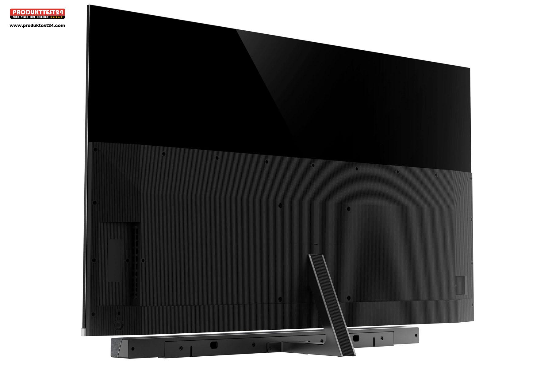 Die Rückseite des TCL 65X10