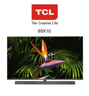 TCL 65X10 Mini-LED QLED 4K-Fernseher im Test
