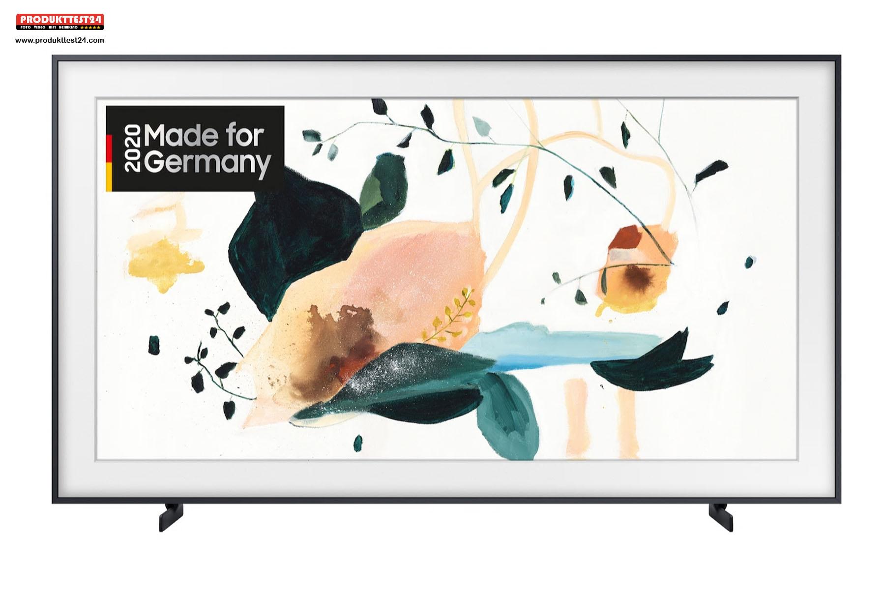 Der Samsung GQ55LS03T Bilderrahmen-Fernseher