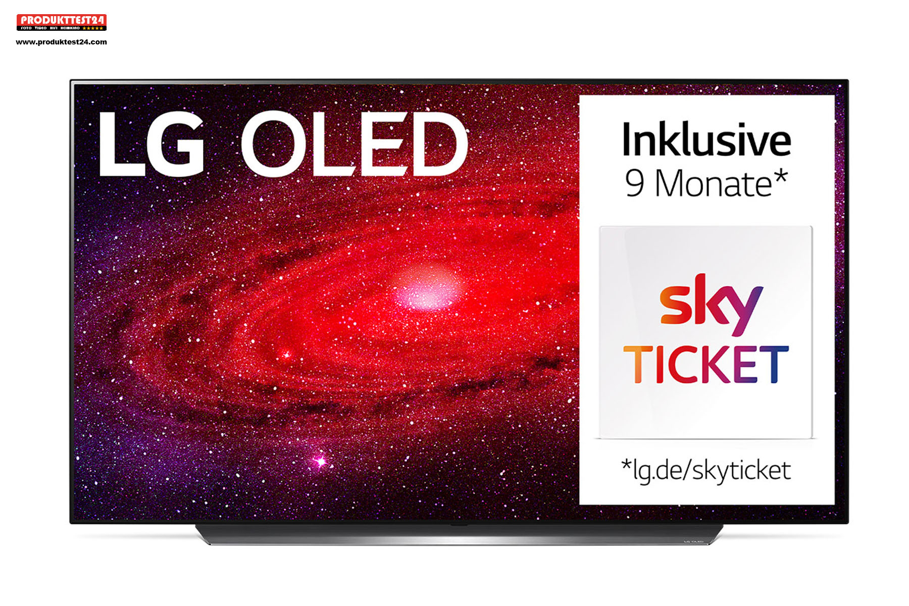 LG OLED65CX9LA - Das neue High End Modell aus dem Hause LG