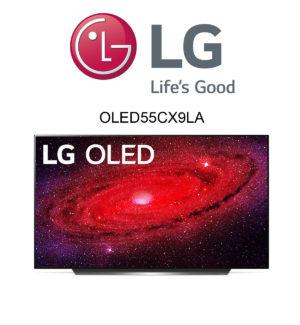 LG OLED55CX9LA im Test