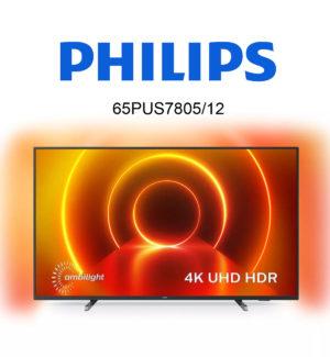 Philips 65PUS7805/12 im Test