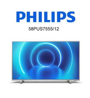 Der Philips 58PUS7555/12 im Test.