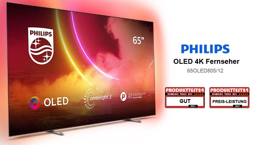 Philips 65OLED805/12 im Praxistest