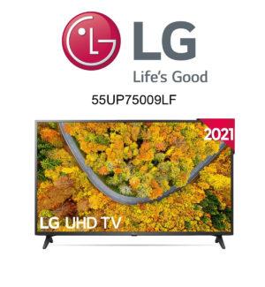 Der preiswerte LG 55UP75009LF im Praxistest