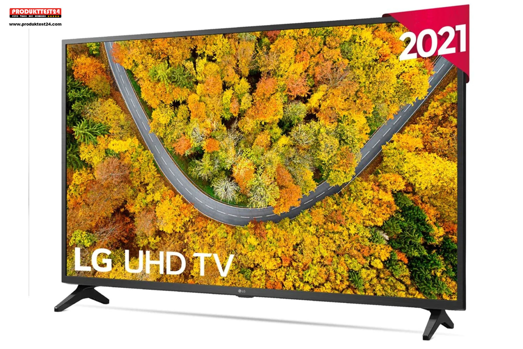 Der LG 55UP75009LF ist ein guter und preiswerter 4K-Fernseher.