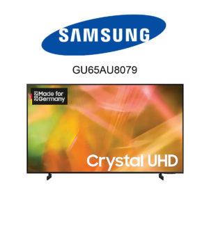 Samsung GU65AU8079 im Test