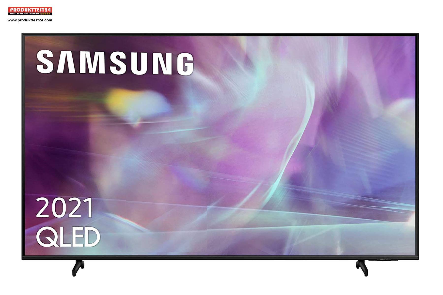 Samsung GQ65Q60A QLED 4K-Fernseher mit Dual LED Technik
