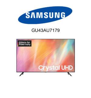 Der Samsung GU43AU7179 im Test