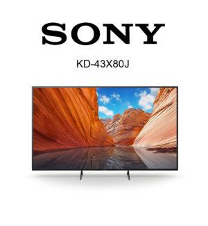 Sony KD-43X80J im Test
