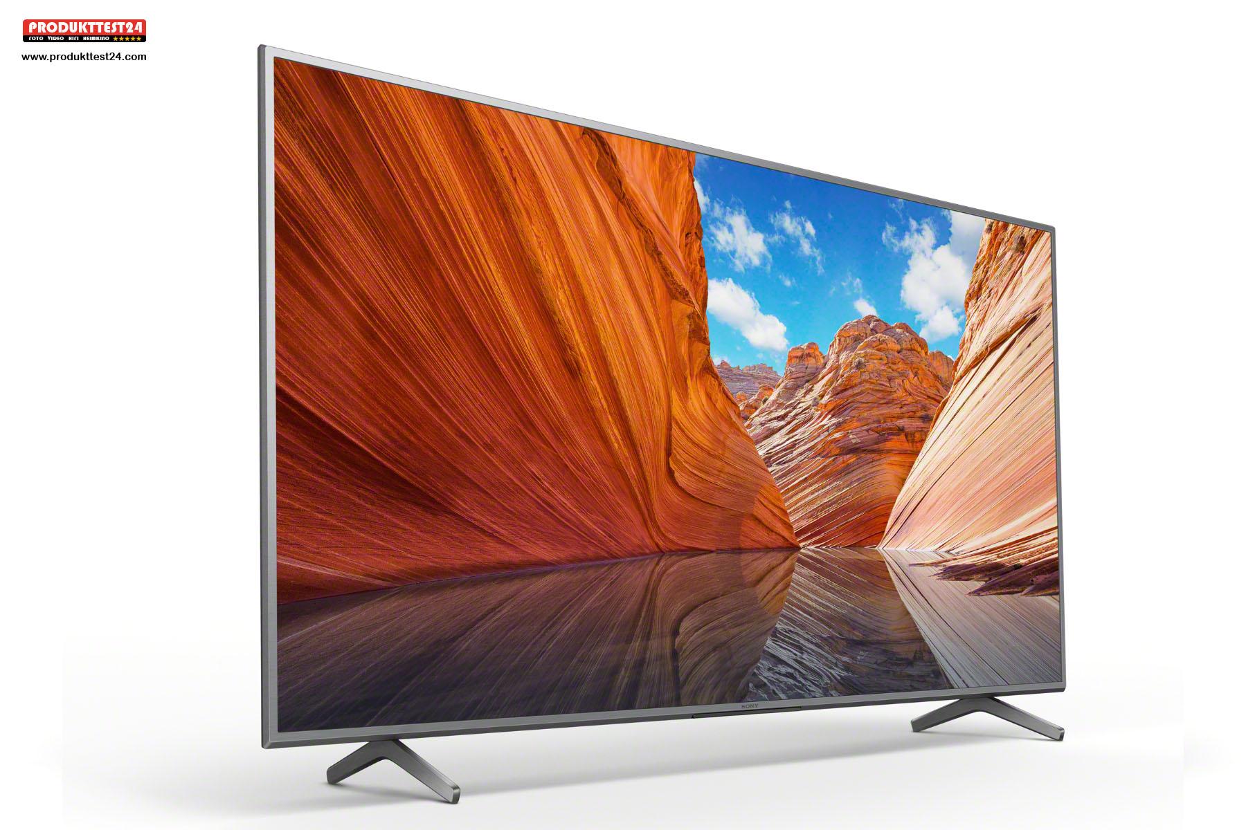 Sony BRAVIA KD-43X80J- Der günstigste 4K-Fernseher von Sony