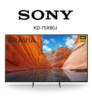 Im Test: Der Sony BRAVIA KD-75X80J