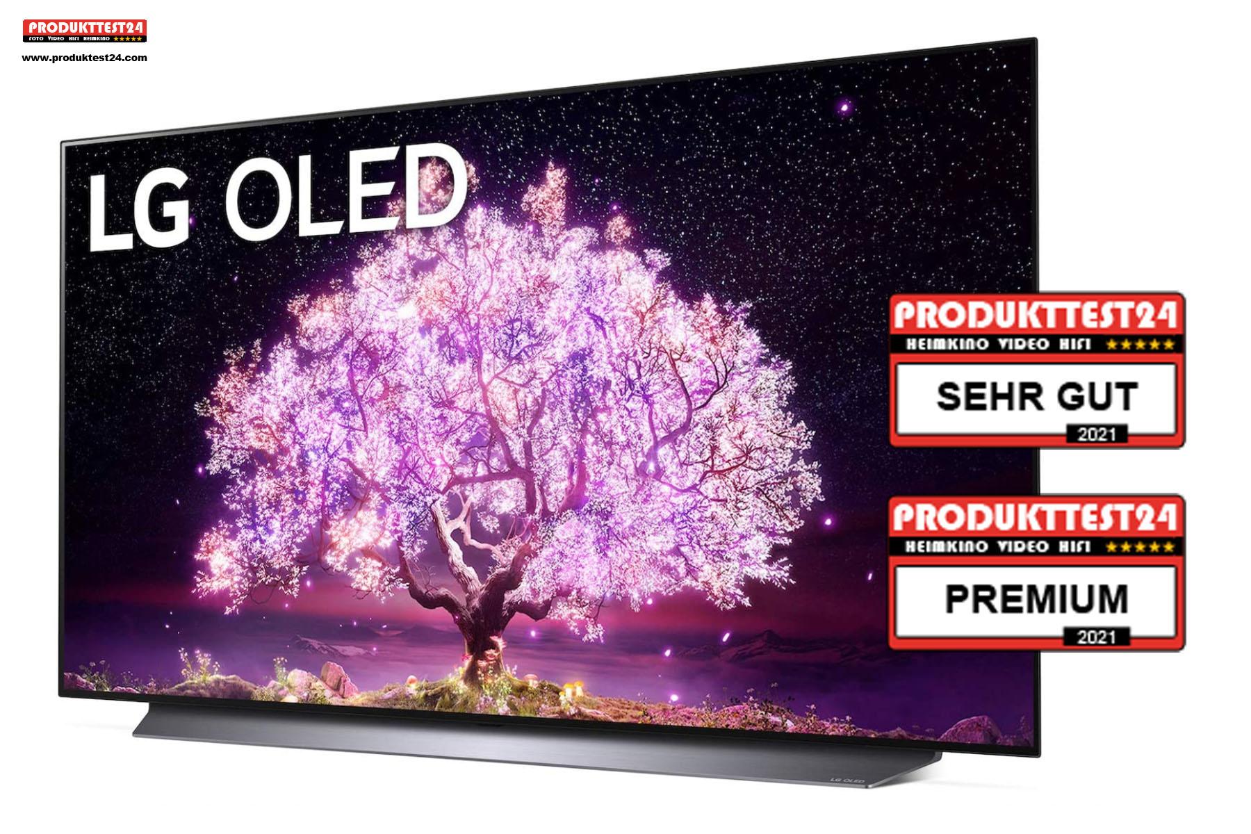 LG OLED55C17LB - Testurteil: SEHR GUT - PREMIUMKLASSE