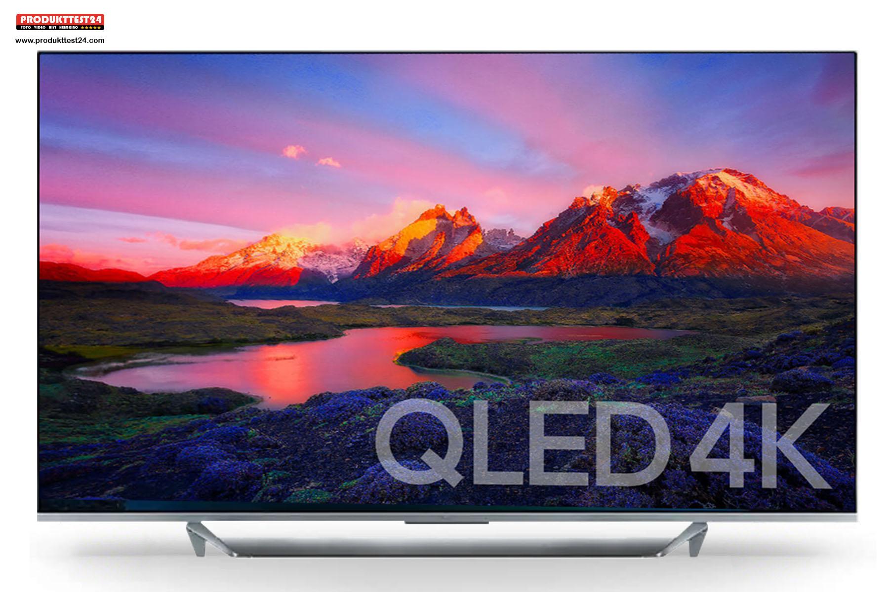 """Der Xiaomi Mi TV Q1 75"""" - Ein preiswerter QLED 4K Fernseher aus China"""