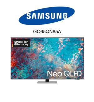 Der Samsung GQ65QN85A Neo QLED Fernseher im Test